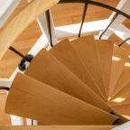 Cupola Spiral Staircase