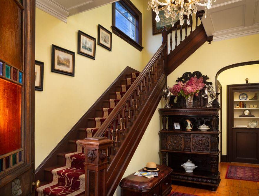 Inn Staircase
