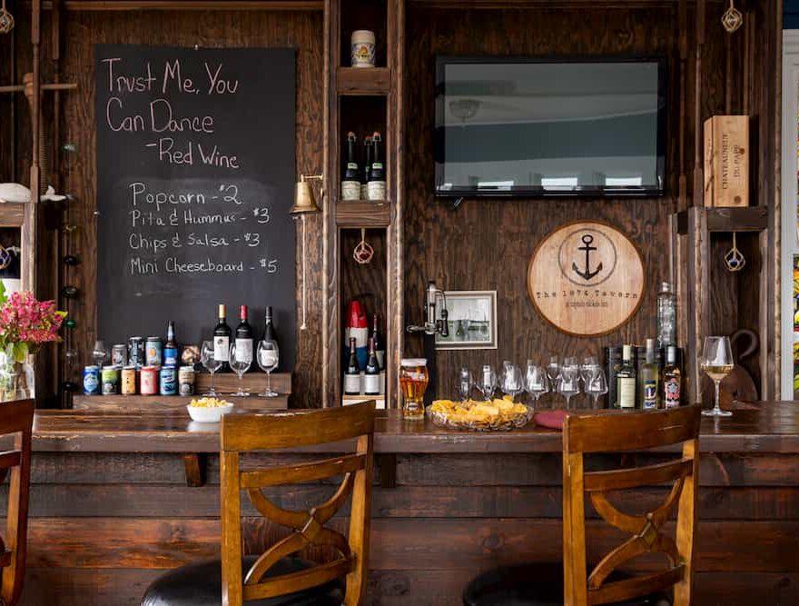 Tavern at our Searsport Inn