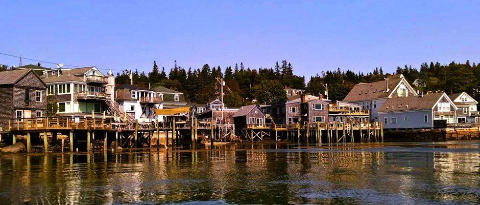 Stonington Maine Waterfront