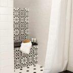 The Albert Nickels Bathroom