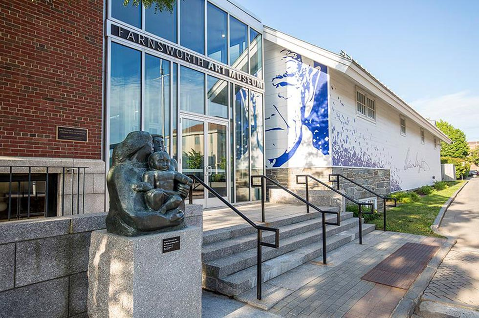 The Farnsworth Art Museum